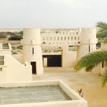 An Arab village in Zekreet, Doha (Photo: Imran's Photography)