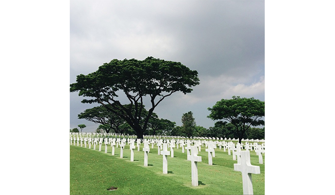 Manila American Cemetery and Memorial (Photo: dnclx)