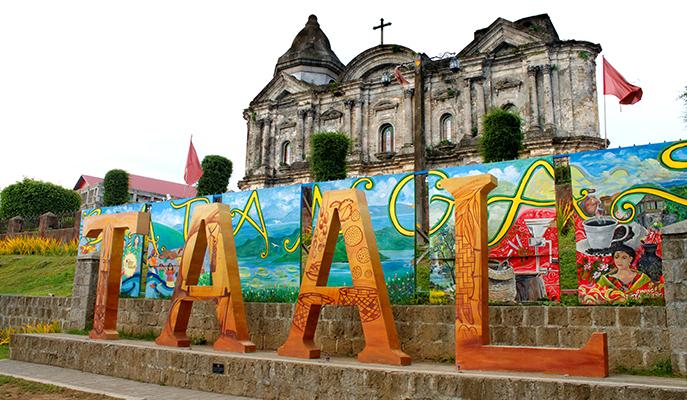 Taal, Batangas (Photo: JoemanjiArts / Shutterstock.com)