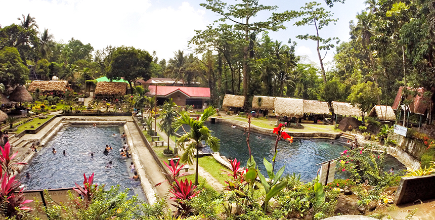 San Mateo Hot and Cold Spring Resort