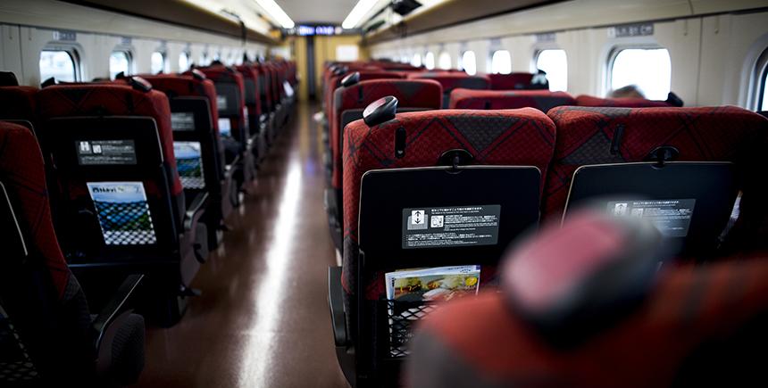 Inside the Hokuriku