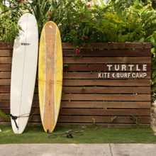 Turtle Surf Camp, Siargao