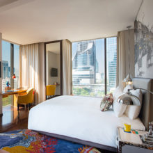 Deluxe Room, Hotel Indigo Bangkok Wireless Road