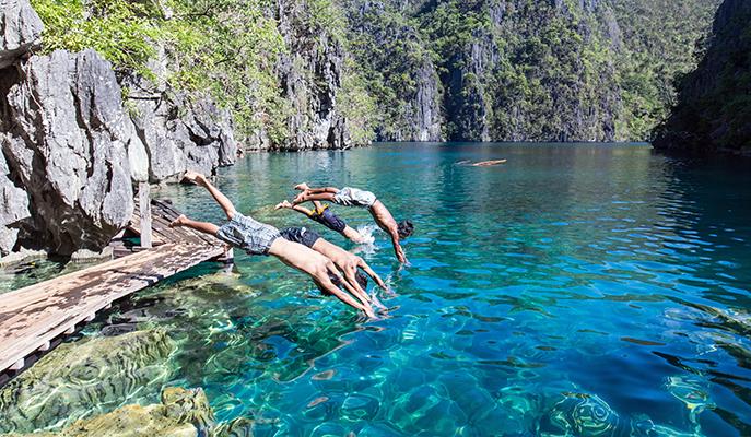 Lake Kayangan