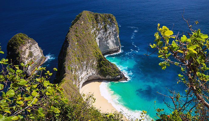 Kelingking Secret Point, Nusa Penida