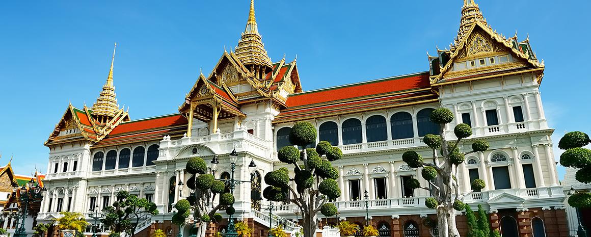 Chakra Maha Prasat Throne Hall