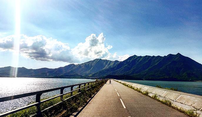 Plover Cove Reservoir (Photo: Arik Dane)
