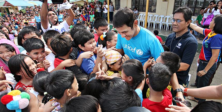 Gary Valenciano on his role as a UNICEF National Ambassador - waytogo