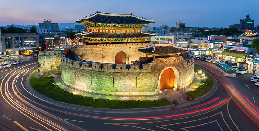 Image result for seoul landmarks