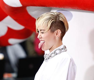 Miley Cyrus (Photo: Debby Wong / Shutterstock.com)