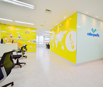 CEB's office in Seoul