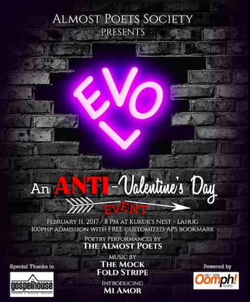 EVOL - Anti VDay Event Cebu
