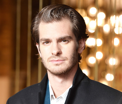 "LONDON, ENGLAND - JANUARY 18:  Actor Andrew Garfield attends the screening of ""Hacksaw Ridge"" at Picturehouse Central on January 18, 2017 in London, England.  (Photo by Dave J Hogan/Getty Images)"