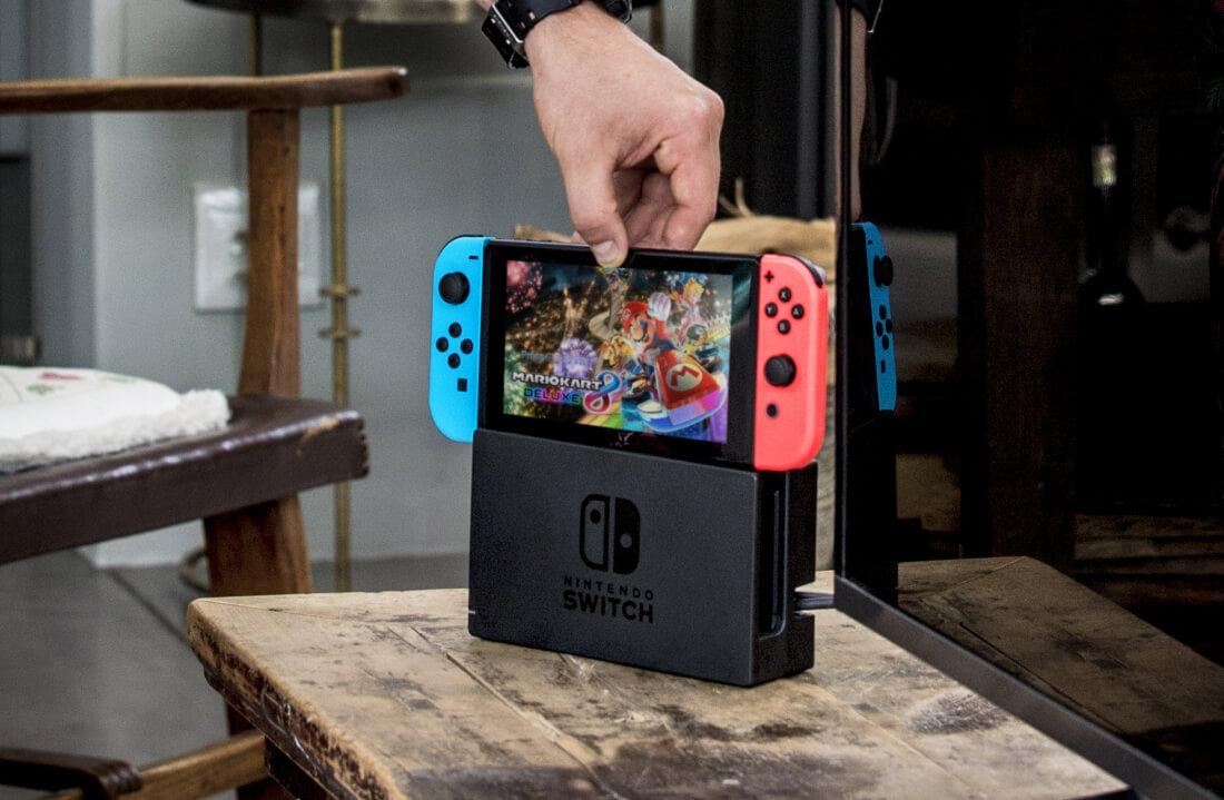 Nintendo เผย Switch ขาย 2.74 ล้านเครื่องในเดือนมีนาคม !!
