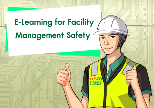 E-Learning for Facility Management Safety