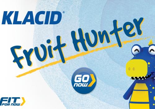 Klacid Fruit Hunter