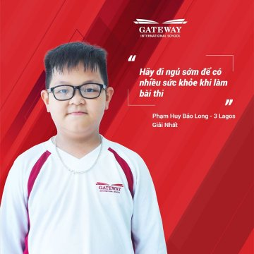 Gateway Hải Phòng lọt top 2 trường đạt thành tích xuất sắc cuộc thi TOEFL Primary Challenge thành phố