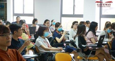 Gateway đào tạo phát triển chuyên môn cho giáo viên trước thềm năm học mới