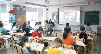 Orientation Day – Ngày hội gắn kết Phụ huynh và Nhà trường