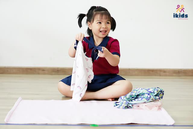 4 nét tính cách nổi trội của những em bé Montessori