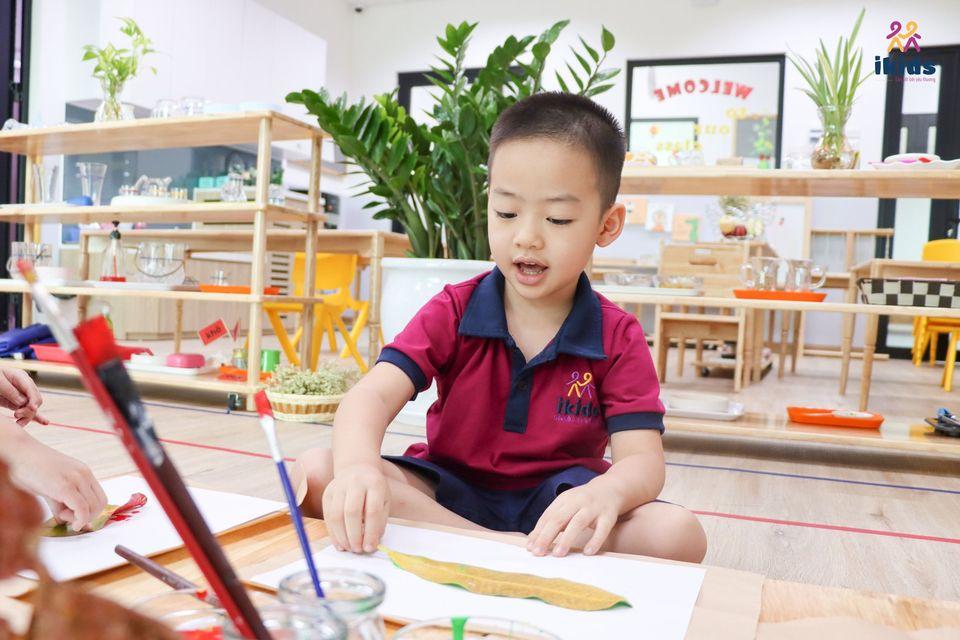 Những điều giáo viên Sakura Montessori thường xuyên làm với trẻ