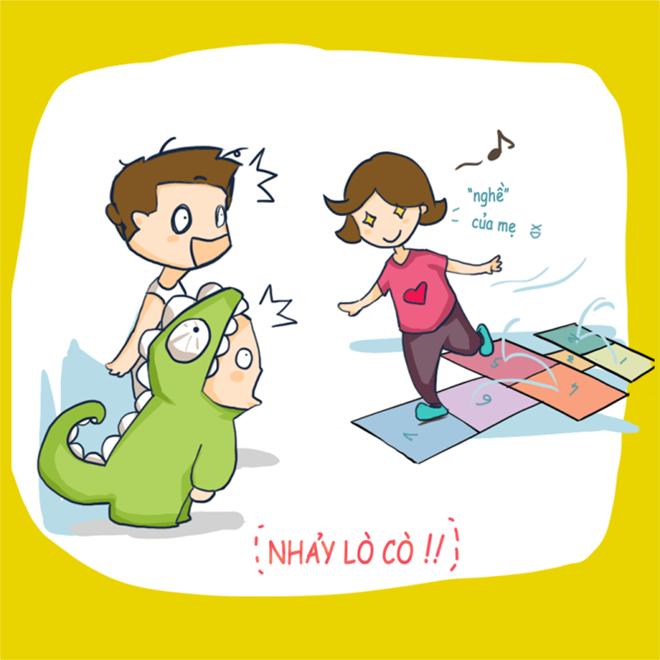 Kích thích phát triển chiều cao cân nặng của trẻ với các trò chơi đơn giản, hiệu quả
