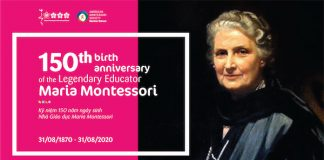Maria Montessori - Nhà giáo dục vĩ đại của nhân loại