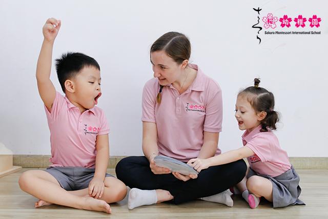 Triết lý giáo dục hiện đại tại Trường Mầm non Sakura Montessori