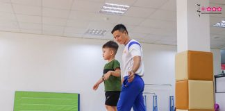 Phát triển tối đa chiều cao cho trẻ trong 1000 ngày đầu đời với chương trình Thể chất Jacpa Nhật Bản