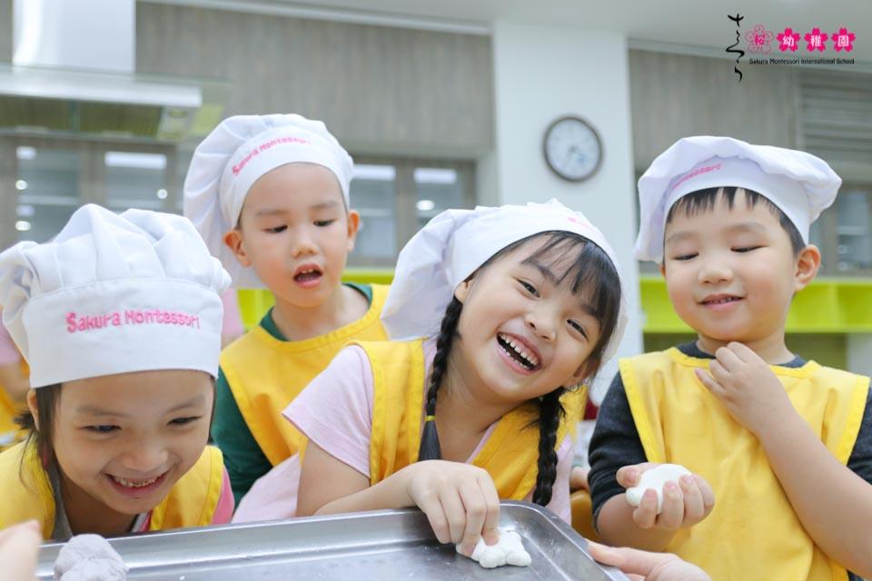 Sakura Montessori nâng cao chất lượng bữa ăn học đường, giúp trẻ phát triển toàn diện