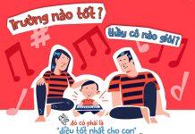 Tiêu chí chọn trường mầm non ở An Phú, quận 2 cho con