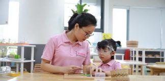 phát triển nhận thức cho trẻ mầm non