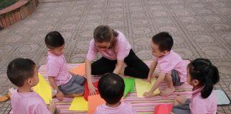 phương pháp giáo dục mầm non