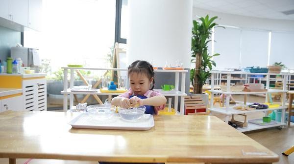 trò chơi ở trường mầm non và sự phát triển của trẻ