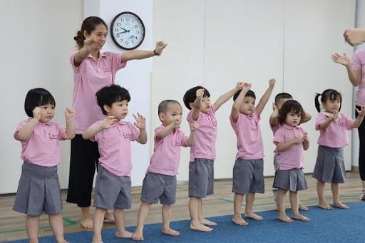 hoạt động phát triển tư duy và thể chất cho trẻ
