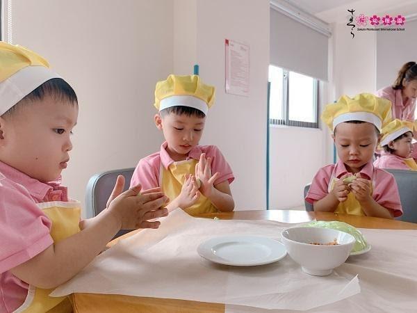 trường mầm non quốc tế Sakura