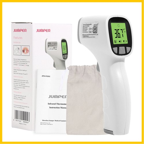 Jumper Non-Contact Infrared Thermometer JPD-FR202
