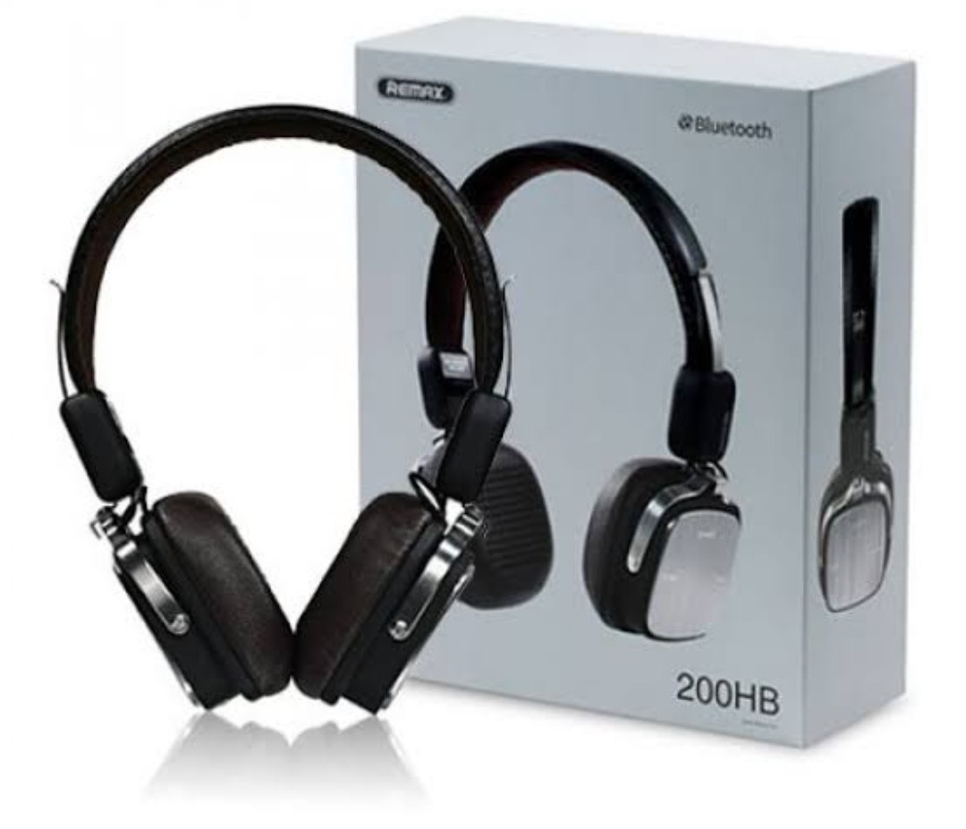 REMAX Bluetooth Headphone RM-200HB