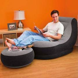 Bestway Inflatable LED Chair