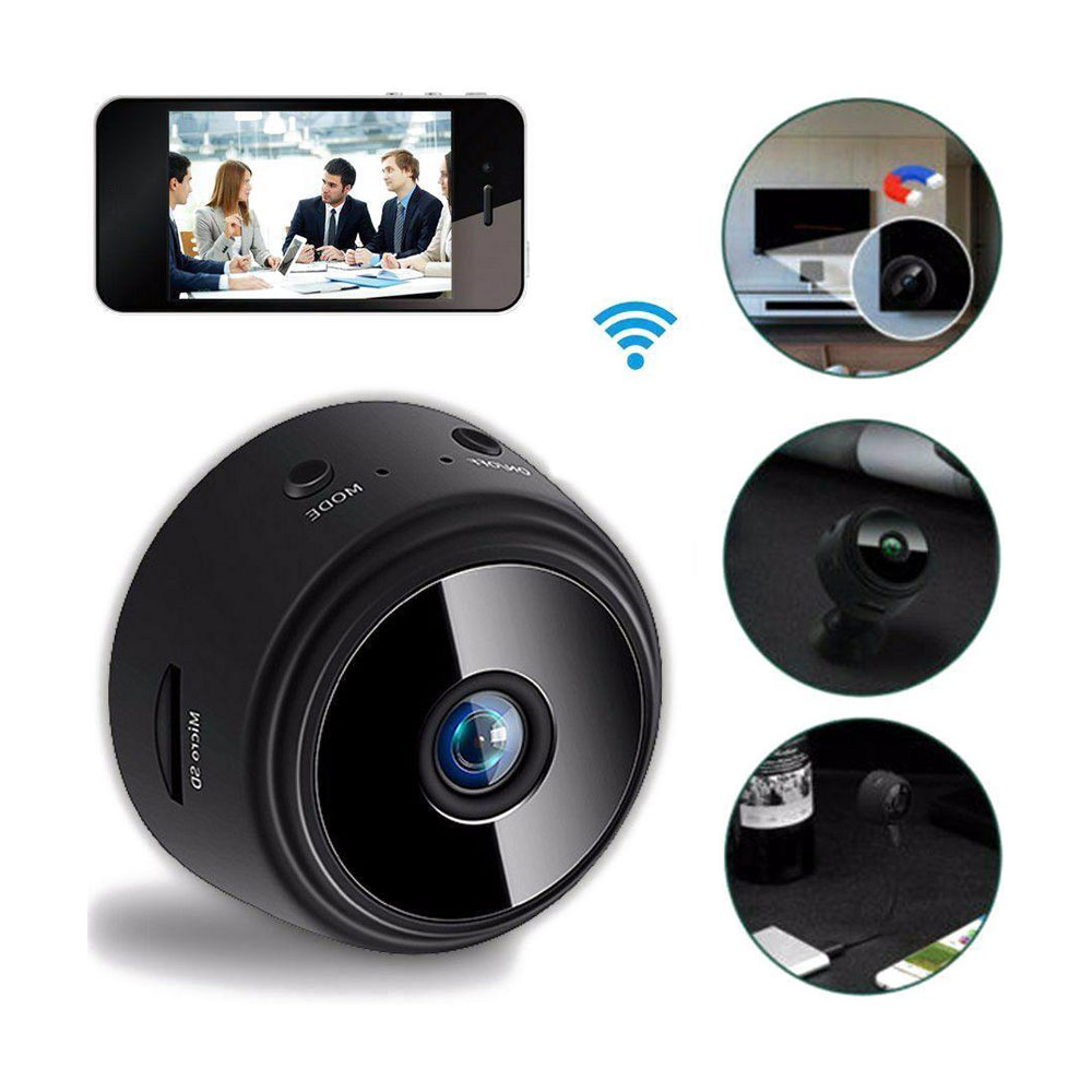 A9 Mini WiFi Camera 1080P Full HD Night Vision