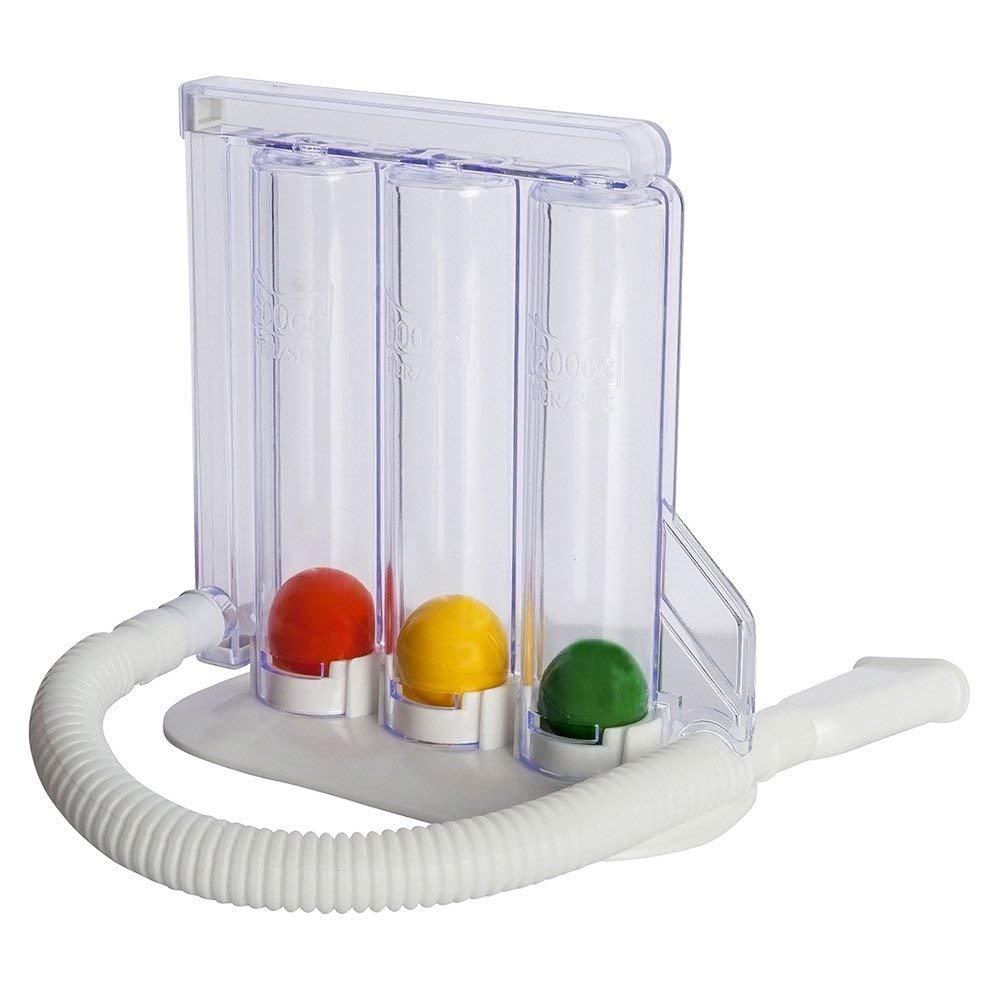 Respirometer Breathing Exerciser3 Balls