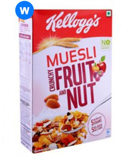 Kellogg's's Muesli Fruit And Nut