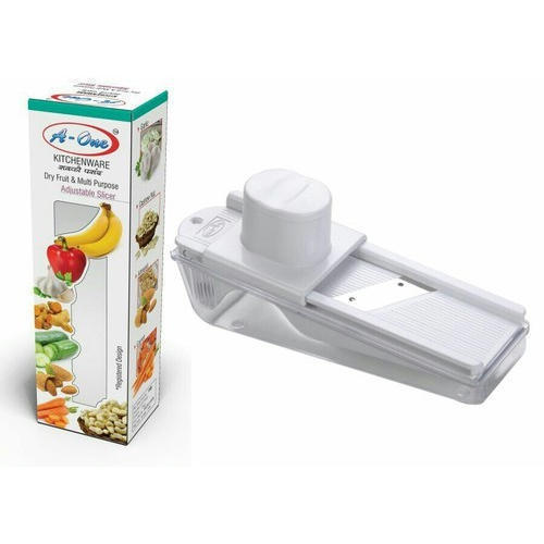 A-One Dry Fruit Adjustable Slicer, for Cutting Dry Fruits