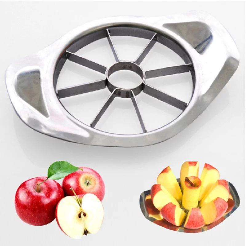 Fruit Slicer Apple Pear Cutter Stainless Steel Knife