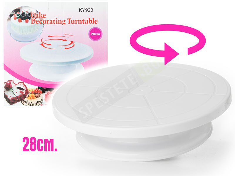 New Cake Decorating Turntable KY923