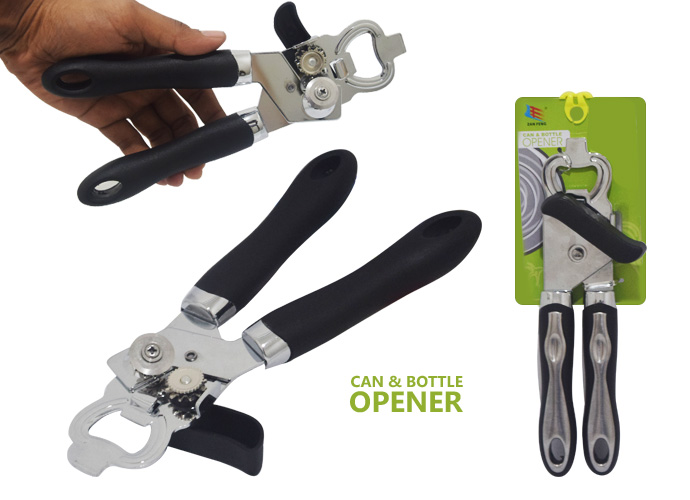 Can Cutter and Bottle Opener