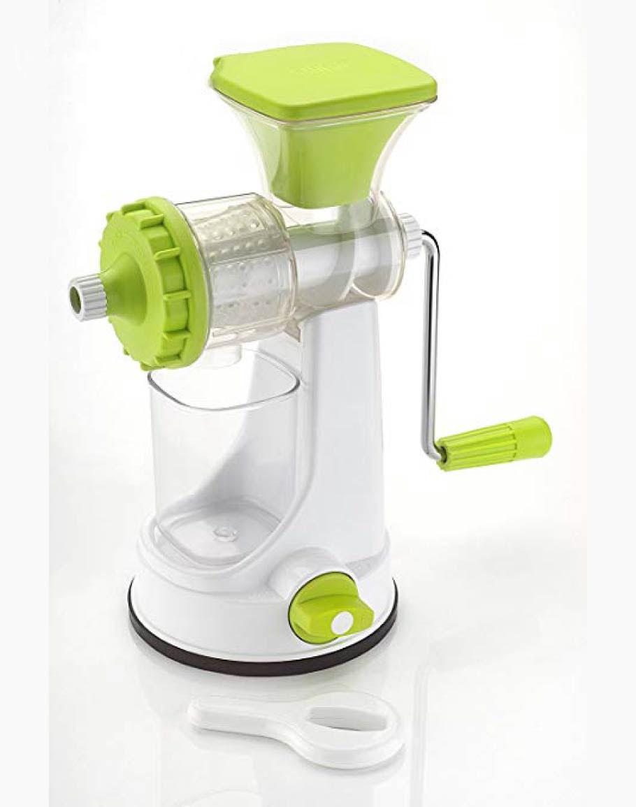 Apex Fruits and Vegetable Juicer - green , orange