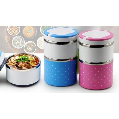 2 Layer Hotpot Lunch Box