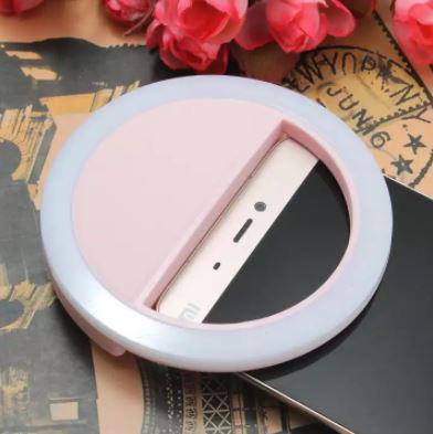 Selfie Ring Light white