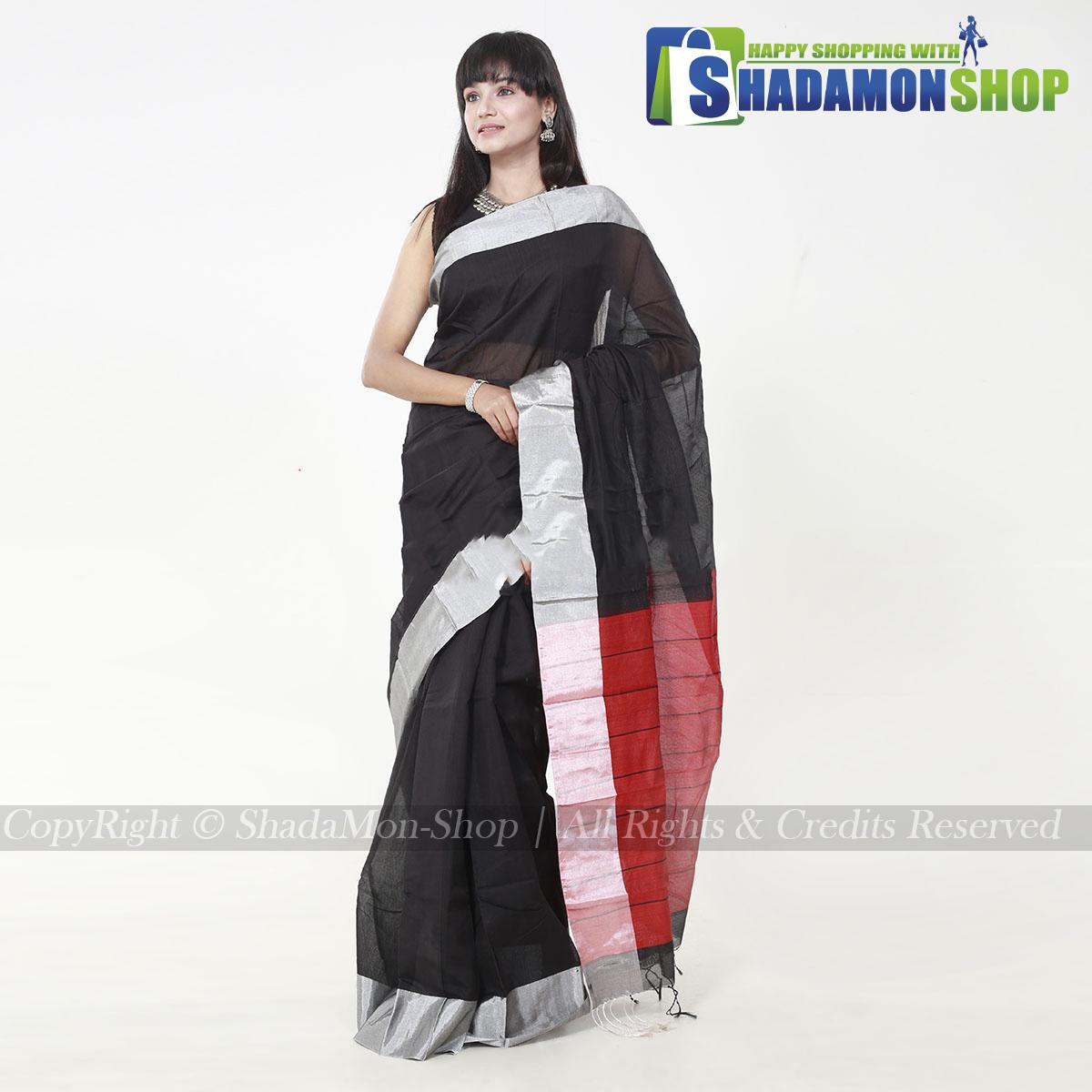 VIP Soft Half Silk Sharee